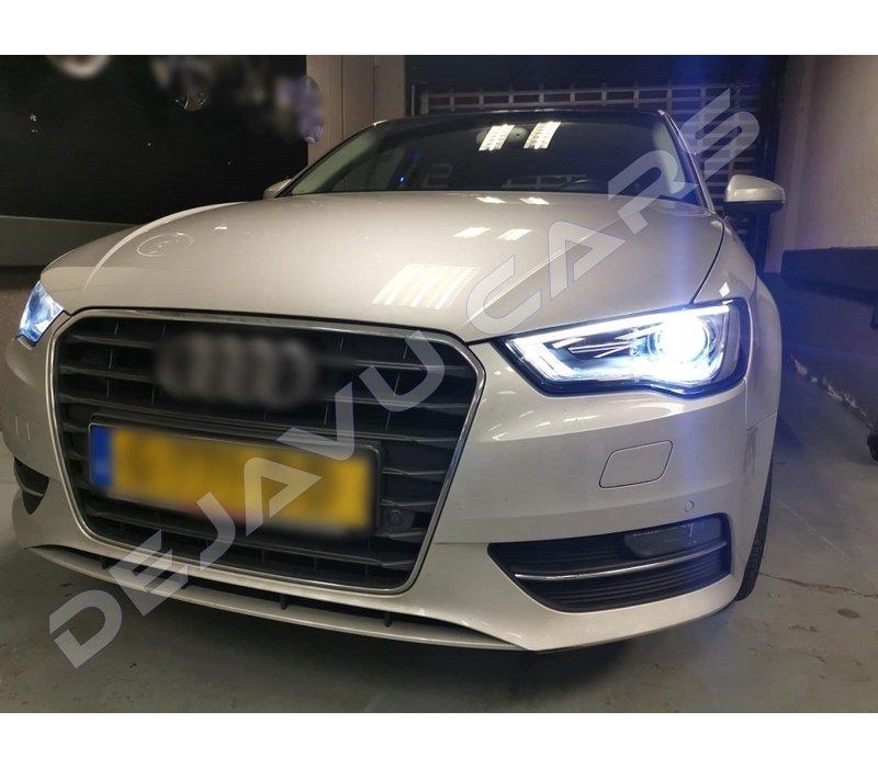 Bi Xenon Look LED Scheinwerfer für Audi A3 8V