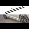 Maxton Design Side skirts Diffuser voor Volkswagen Golf 7 GTI / GTD