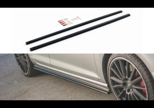 Maxton Design Seitenschweller Diffusor für Volkswagen Golf 7 GTI / GTD