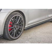 Side skirts Diffuser voor Volkswagen Golf 7 GTI / GTD