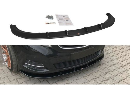 Maxton Design Front splitter V.2 voor Mercedes Benz V-Class W447