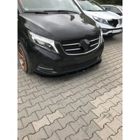 Front splitter V.2 voor Mercedes Benz V-Class W447
