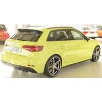 Seitenschweller Diffusor für Audi S3 8V / A3 8V S line Sportback
