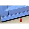 Rieger Side skirts Diffuser for Audi RS3 8V / S3 8V / A3 8V S line Saloon