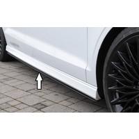 Side skirts Diffuser voor Audi RS3 8V / S3 8V / A3 8V S line Sedan