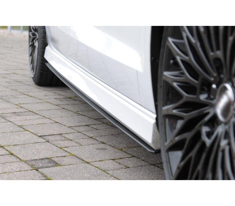 Side skirts Diffuser for Audi RS3 8V / S3 8V / A3 8V S line Saloon