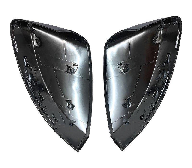 Matt Chrome Spiegelkappen für Audi A3 8V, S3, S line, RS3