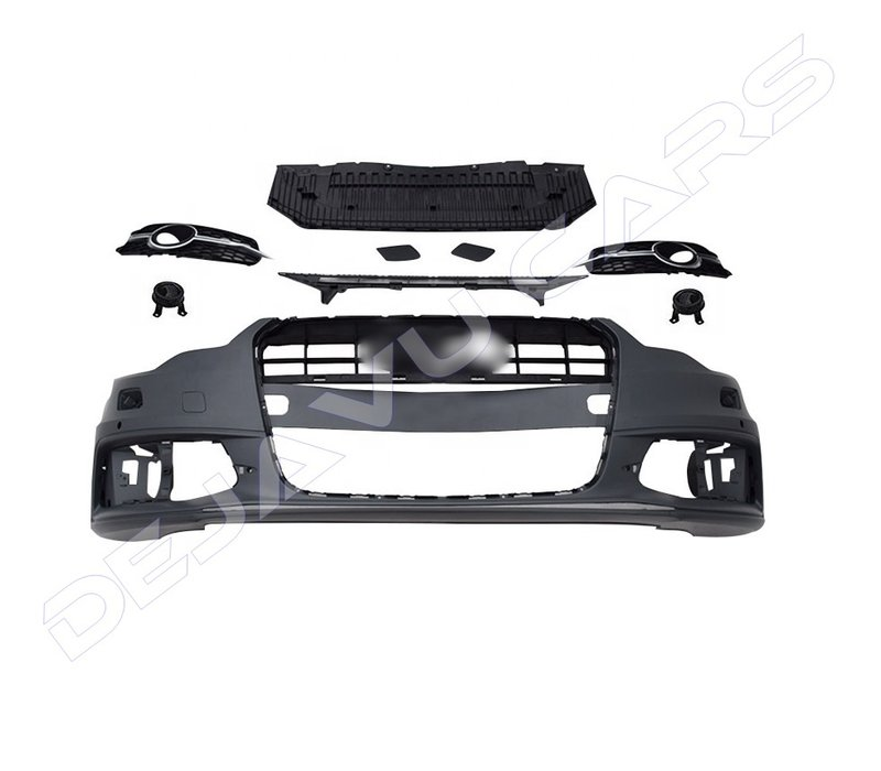 S line / S6 Look Front bumper for Audi A6 C7 4G