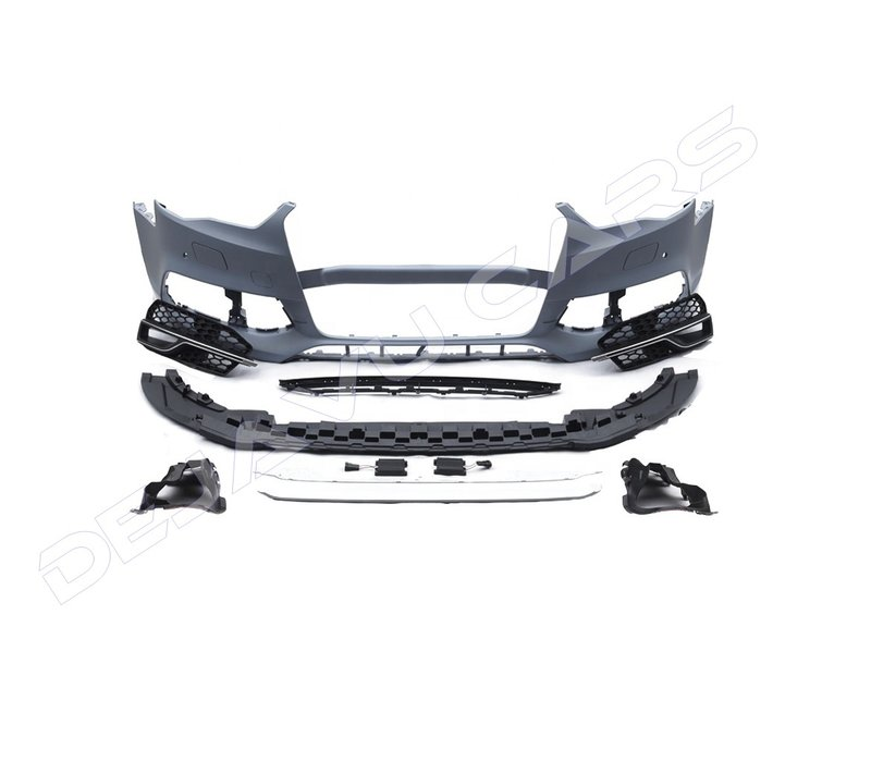 S line / S3 Look Front bumper for Audi A3 8V