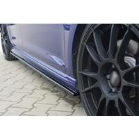Side skirts Diffuser for Volkswagen Golf 7 R