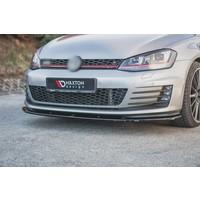 Front Splitter V.1 for Volkswagen Golf 7 GTI / GTD