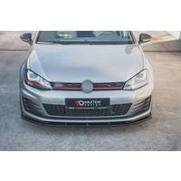 Front Splitter V.1 voor Volkswagen Golf 7 GTI / GTD