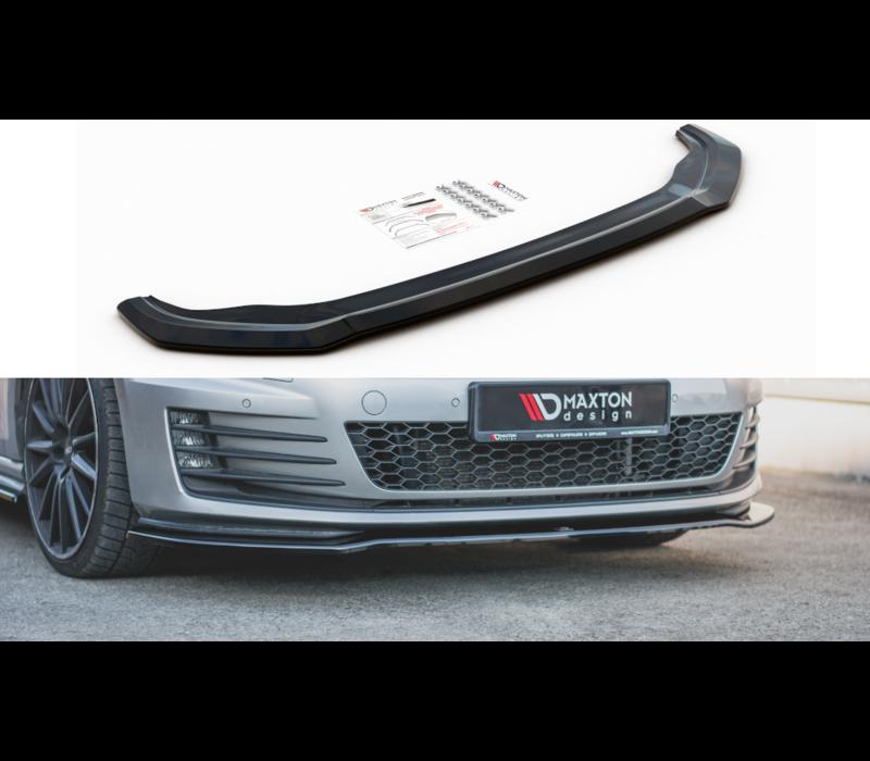 Front Splitter V.2 voor Volkswagen Golf 7 GTI / GTD