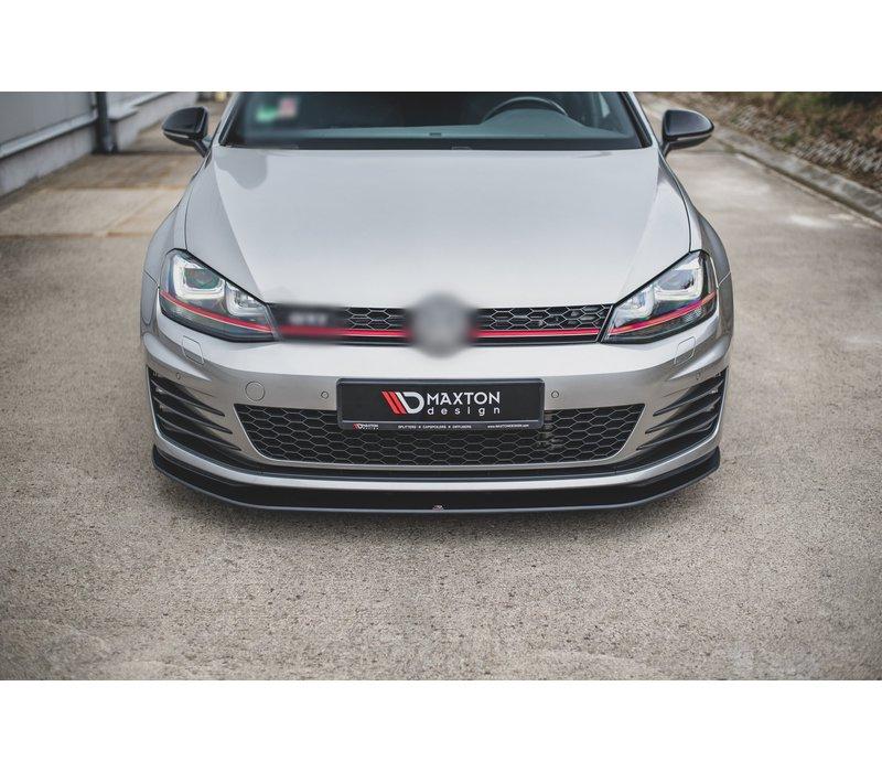 RACING DURABILITY Front Splitter für Volkswagen Golf 7 GTI / GTD