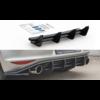 Maxton Design RACING DURABILITY Aggressive Diffuser V.1 for Volkswagen Golf 7 GTI