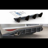 RACING DURABILITY Aggressive Diffuser V.1 for Volkswagen Golf 7 GTI