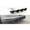 Maxton Design RACING DURABILITY Aggressive Diffuser V.2 for Volkswagen Golf 7 GTI