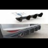Maxton Design RACING DURABILITY Aggressive Diffuser V.2 voor Volkswagen Golf 7 GTI