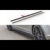 Maxton Design RACING DURABILITY Seitenschweller Diffusor für Volkswagen Golf 7 GTI / GTD