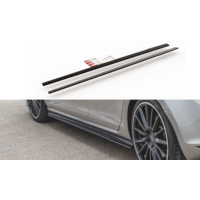RACING DURABILITY Side skirts Diffuser for Volkswagen Golf 7 GTI / GTD