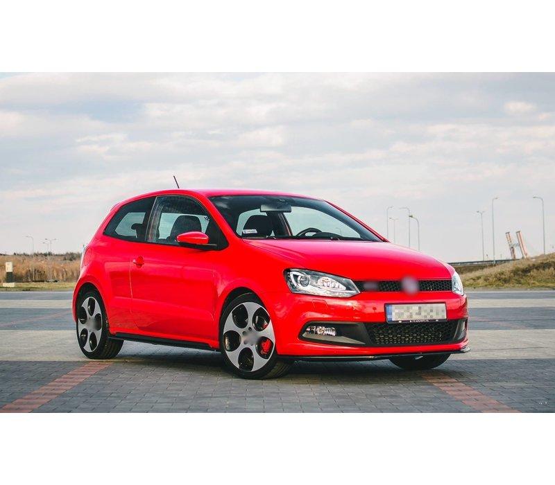 Front Splitter for Volkswagen Polo 6R GTI