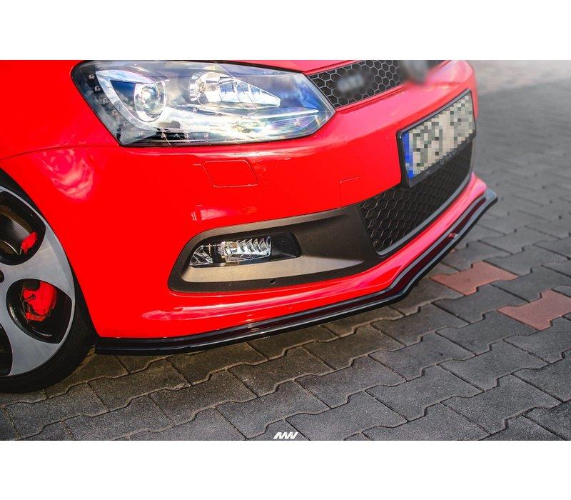 Front Splitter voor Volkswagen Polo 6R GTI