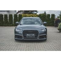 Front splitter für Audi A6 C7.5 Facelift S line / S6