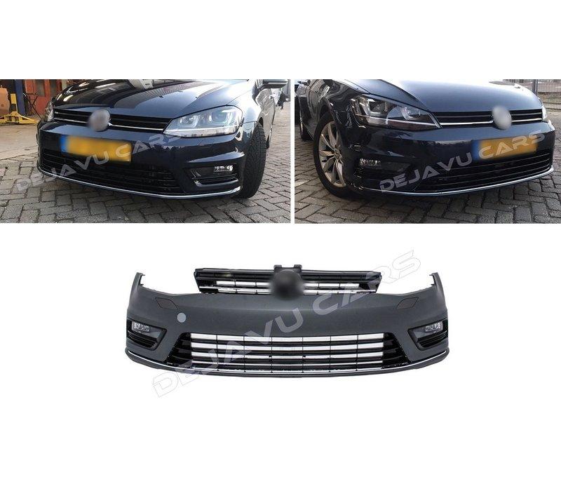 R line Look Body Kit für Volkswagen Golf 7