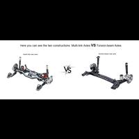 V-MAXX Tieferlegungsfedern für Volkswagen Golf 7 Variant
