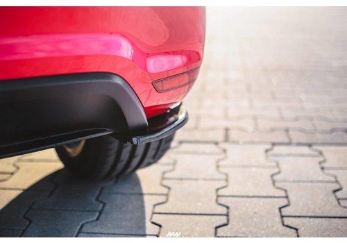 Maxton Design Rear Splitter voor Volkswagen Polo 6R GTI