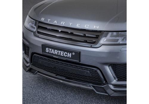 Startech Frontelement met Carbon spoiler lip voor Range Rover Sport 2018