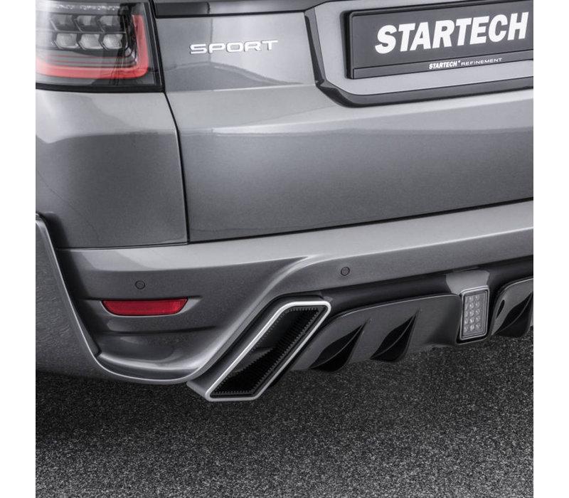 Hintere Stoßstange für Range Rover Sport 2018