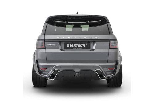 Startech Achterbumper voor Range Rover Sport 2018