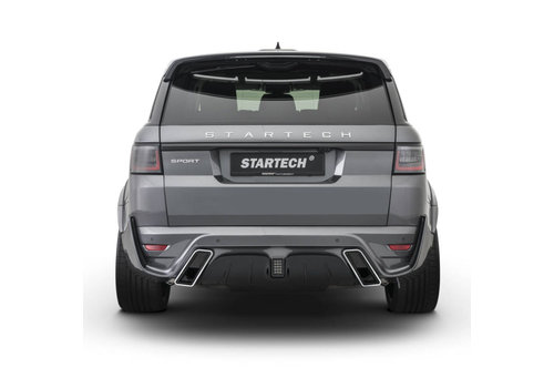 Startech Rear Bumper for Range Rover Sport 2018