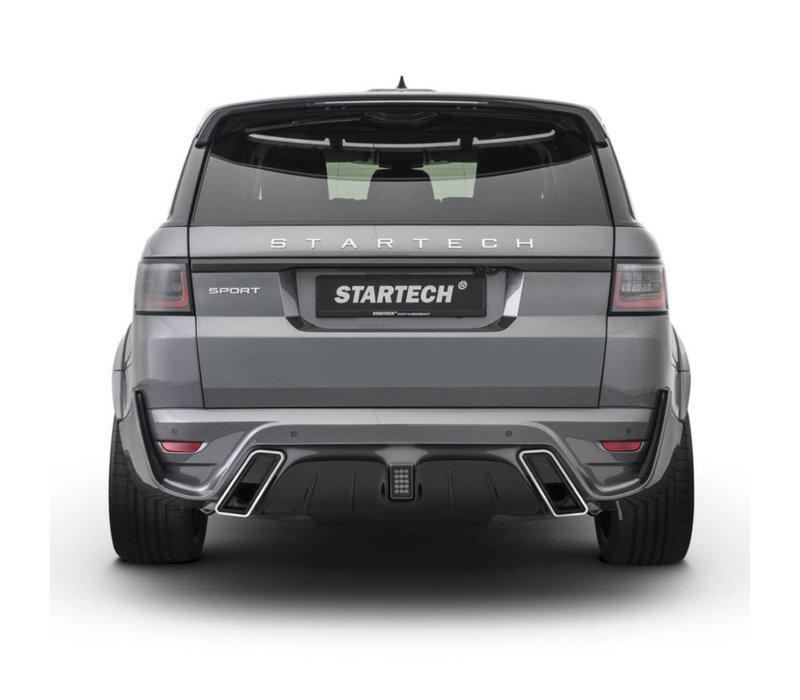 Achterbumper voor Range Rover Sport 2018