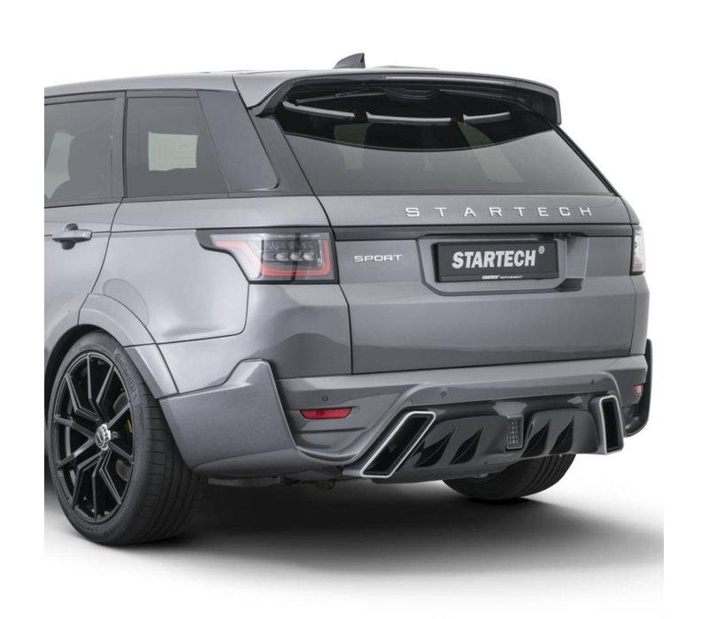 Wide Body Kit voor Range Rover Sport 2018
