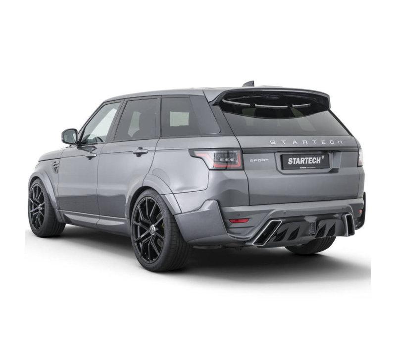 Wide Body Kit for Range Rover Sport 2018