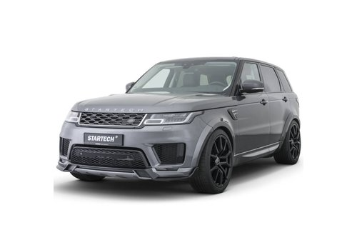 Startech Wide Body Kit for Range Rover Sport 2018