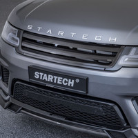 Carbon Front Grill for Range Rover Sport 2018