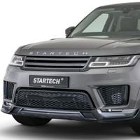Carbon Kühlergrill für Range Rover Sport 2018