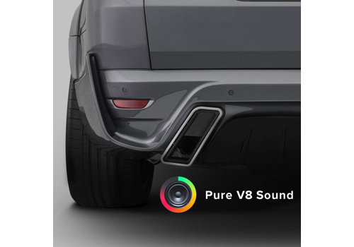 Startech SoundXtra Sport Exhaust - V8 Sound für Range Rover Sport 2018