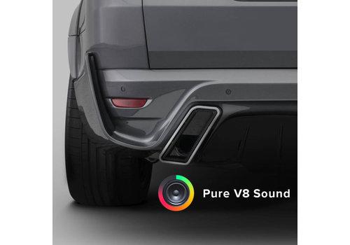 Startech SoundXtra Sport Exhaust - V8 Sound voor Range Rover Sport 2018