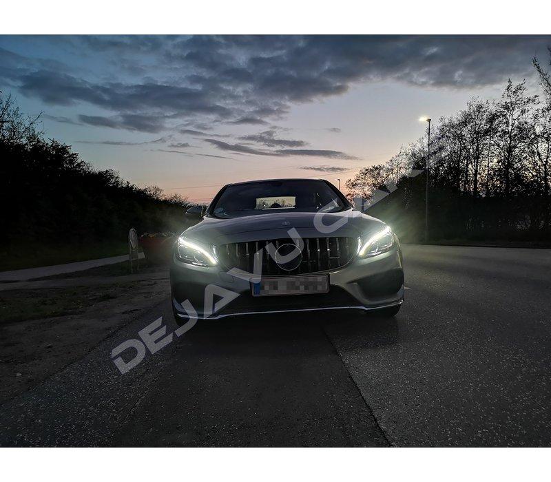 Voll LED Scheinwerfer für Mercedes Benz C-Klasse W205