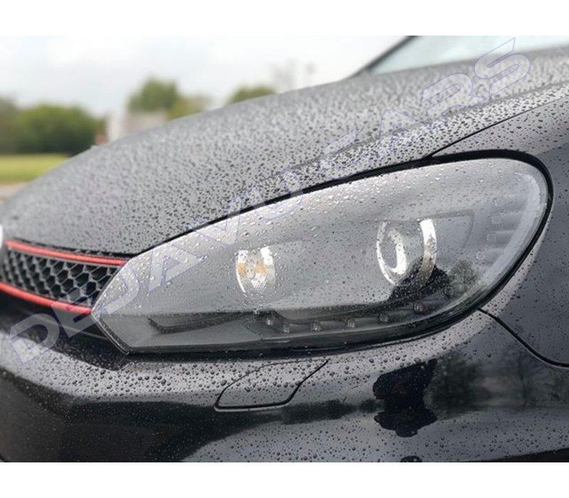 R20 Xenon Look LED Koplampen voor Volkswagen Golf 6