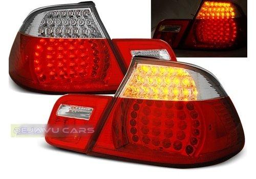 OEM LINE LED Achterlichten voor BMW 3 Serie E46 Cabrio