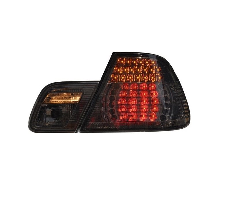 LED Tail lights for BMW 3 Series E46 Cabrio