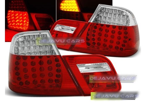OEM LINE LED Rückleuchten für BMW 3 Serie E46 Coupe