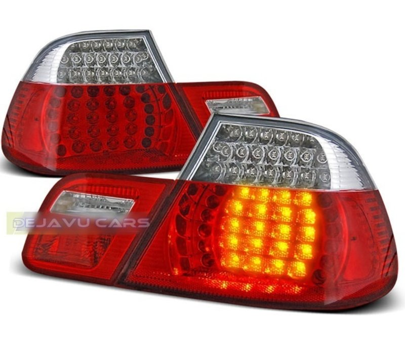 LED Tail lights for BMW 3 Series E46 Coupe