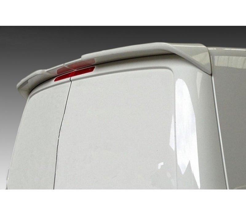 Dakspoiler voor Volkswagen Transporter T6 & T6.1