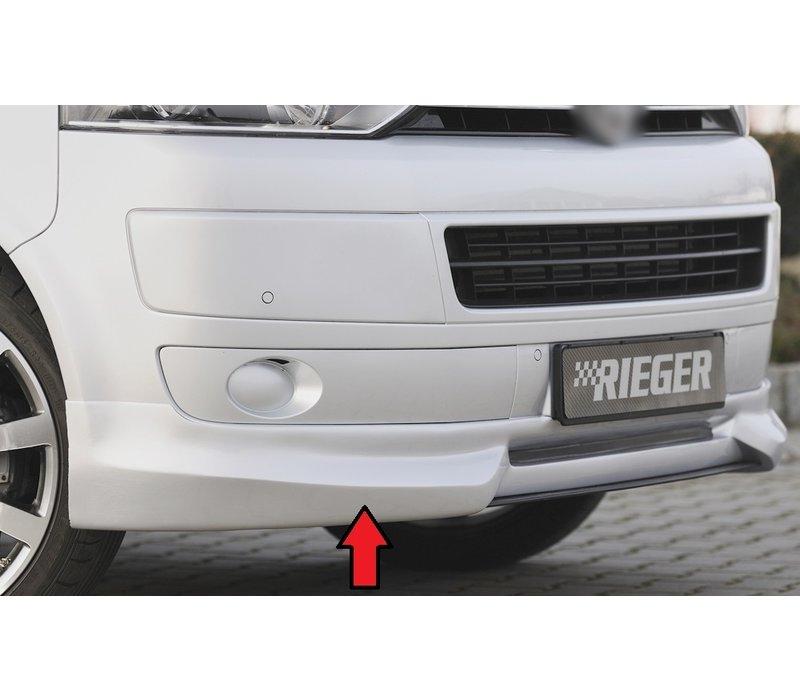 Front Spoiler lip voor Volkswagen Transporter T5